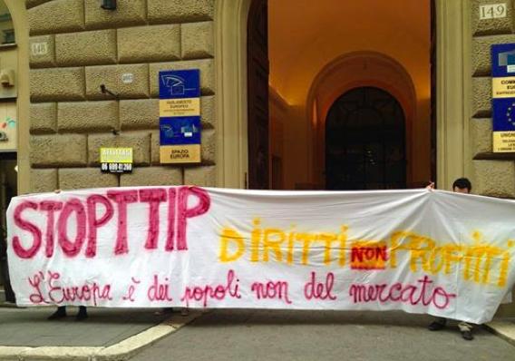 Manifestazione il 26/03/14 a Roma