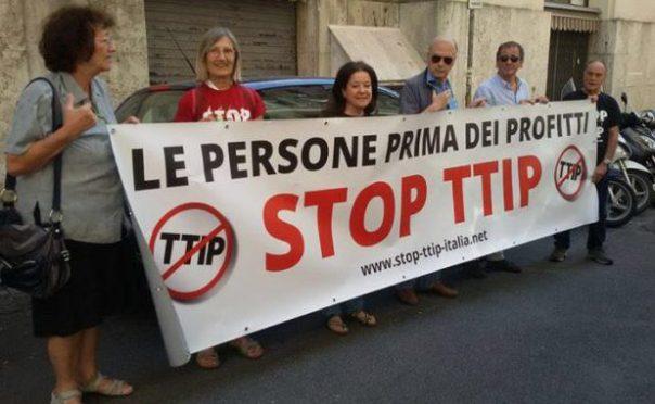 Presidio TTIP MISE