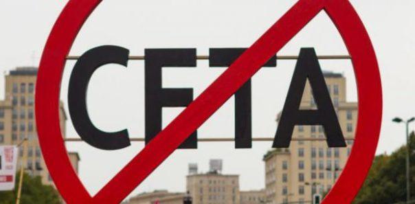 Buone notizie: nasce l'intergruppo parlamentare Stop CETA