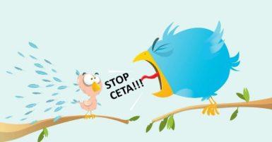 stopceta tweetstorm